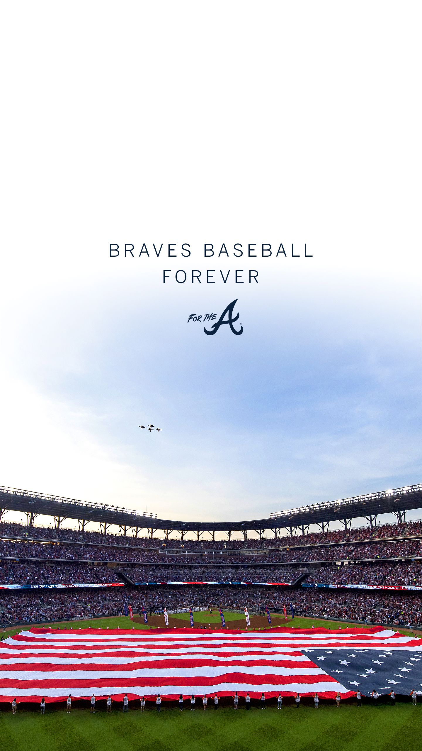 Braves Baseball Forever In 2020 Atlanta Braves Wallpaper Braves Baseball Braves