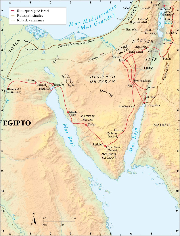 De Egipto A La Tierra Prometida Watchtower Online Library Tierra Prometida Estudios Bíblicos Para Niños Egipto