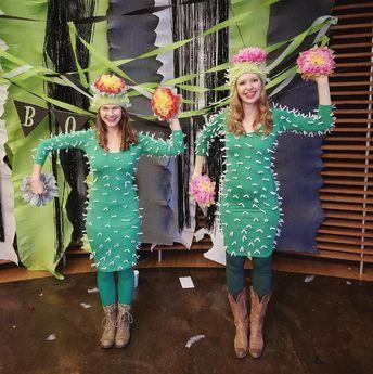 Kaktus Kostüm selber machen: DIY-Ideen & Anleitung | maskerix.de