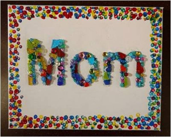 Easy Mother Day Art Projects For Seniors Mothers Day 2011 Craft