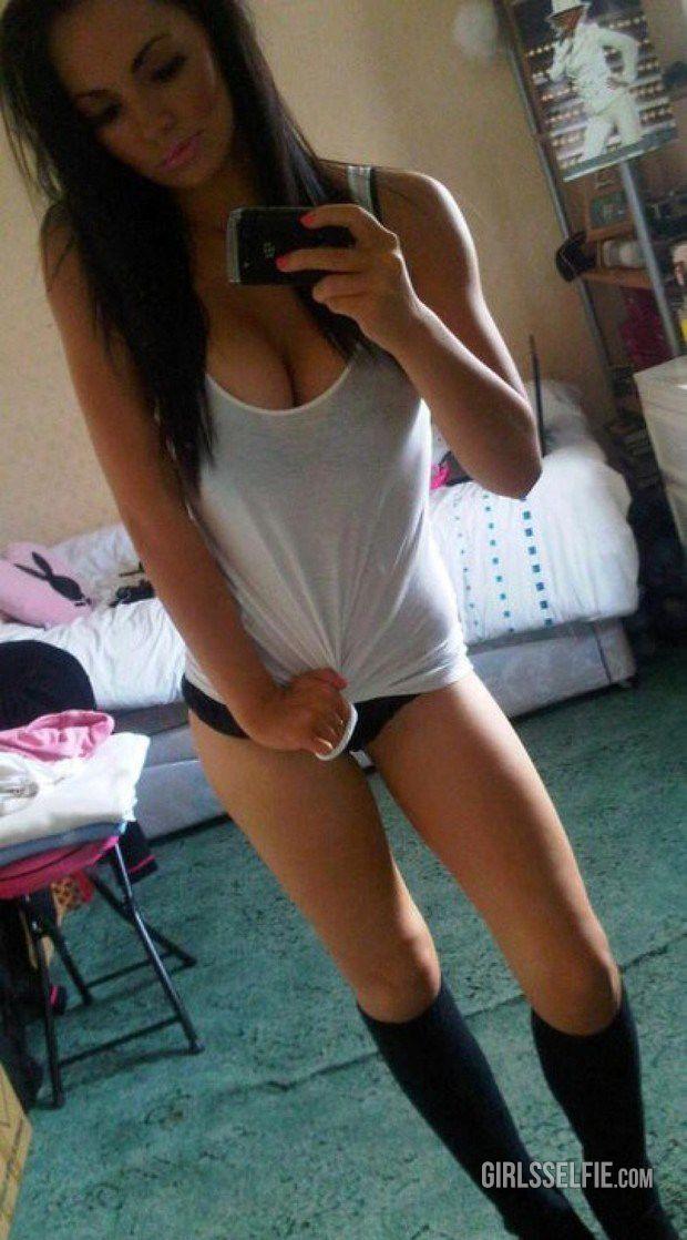 sexy Tumblr selfies Italian