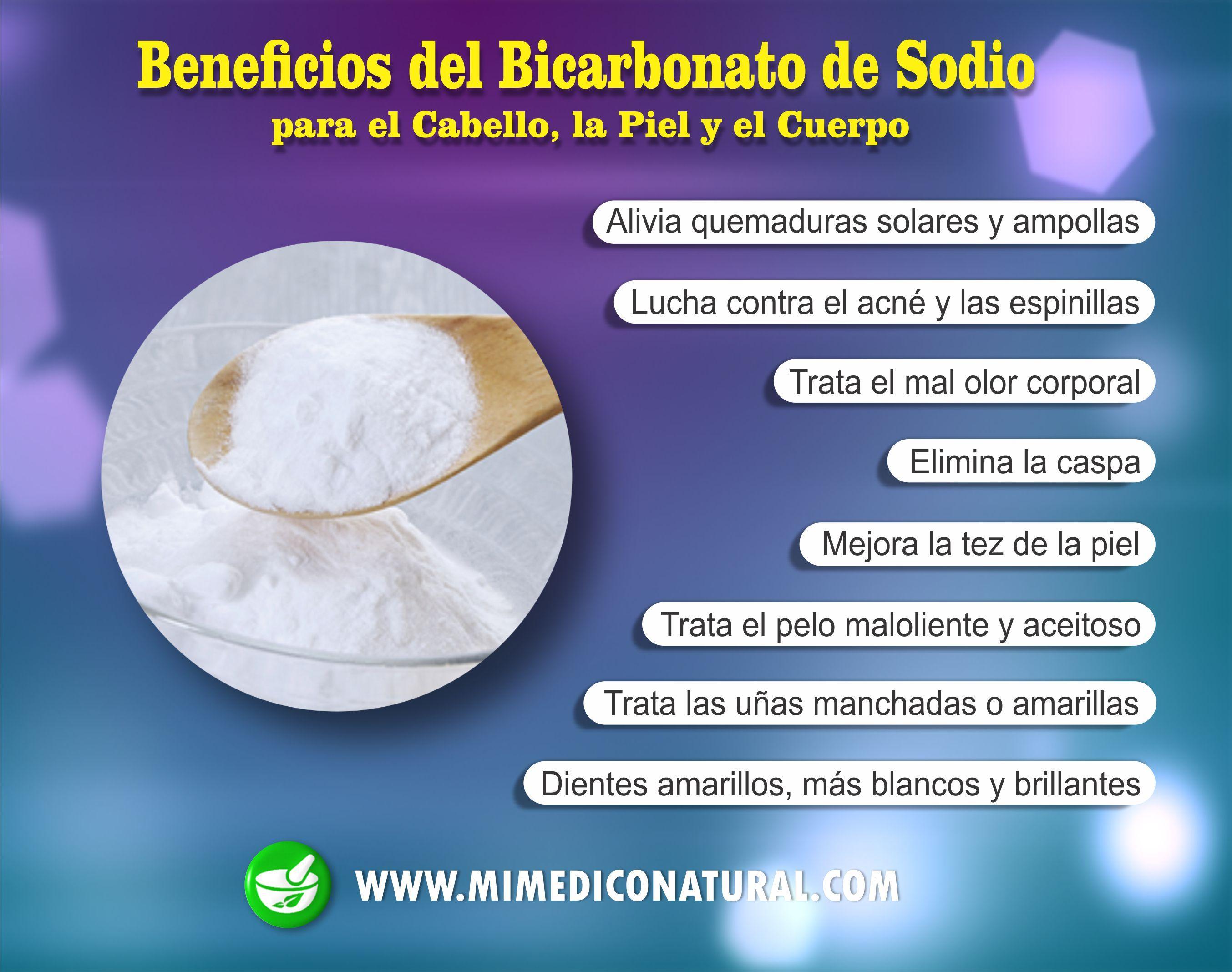 Propiedades Del Bicarbonato De Sodio Beneficios Medicinales Y Curativos Propiedades Del Bicarbonato Bicarbonato De Sodio Beneficios Del Bicarbonato