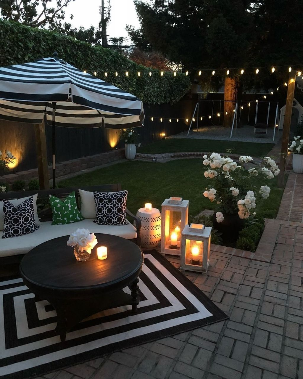 20+ Attractive Small Backyard Design Ideas On A Budget