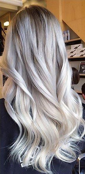 Brass Be Gone Silver White Hair Brassy Hair Ice Blonde Hair
