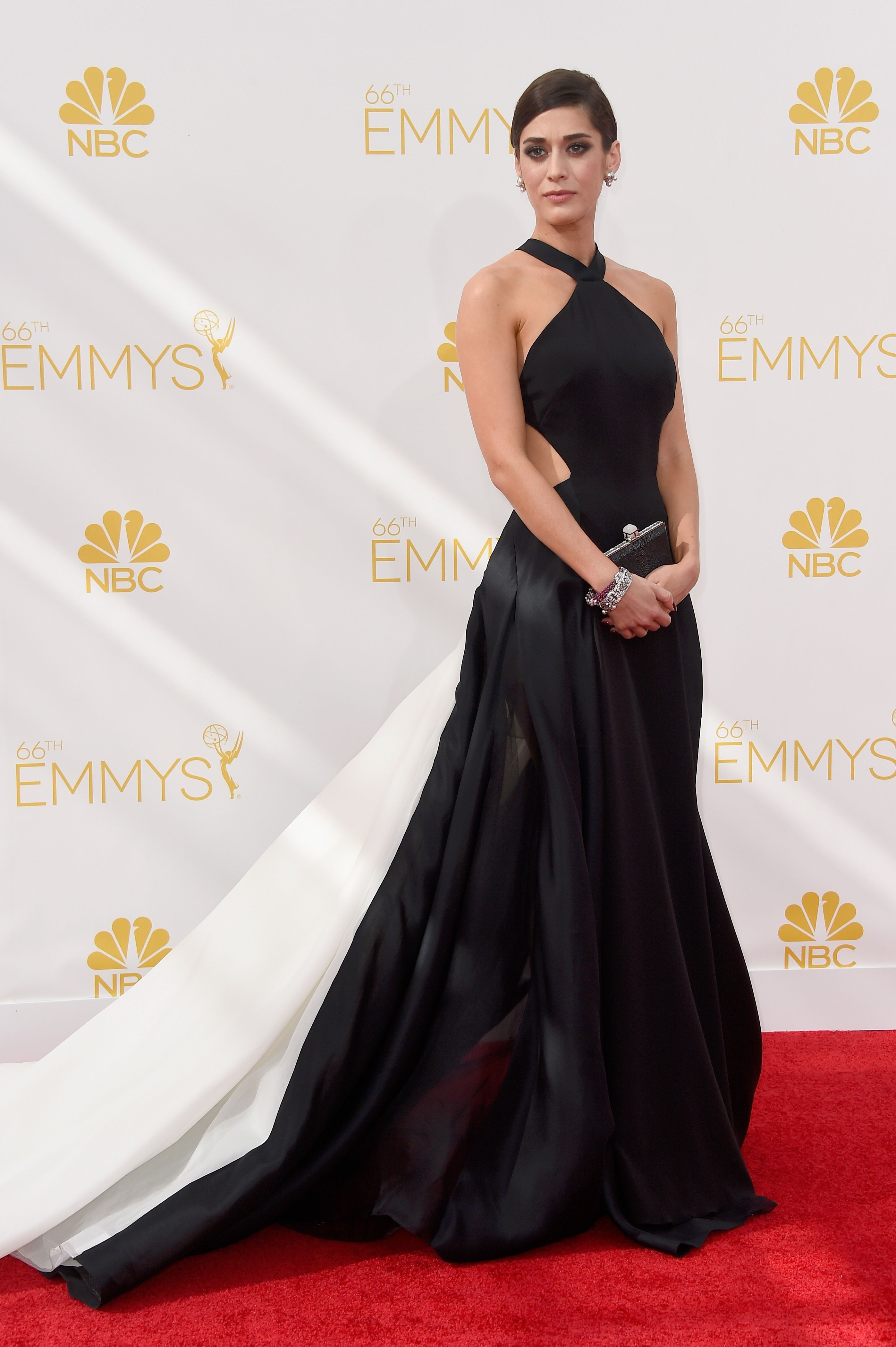 picture 2014 Primetime Emmy Awards Red Carpet Fashion