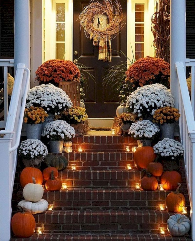 25 Genius Ways to Perfect Fall Decoration - decoarchi.com