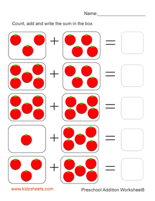 math worksheet : 1000 images about learning  math on pinterest  kids math  : Simple Addition Worksheets Free