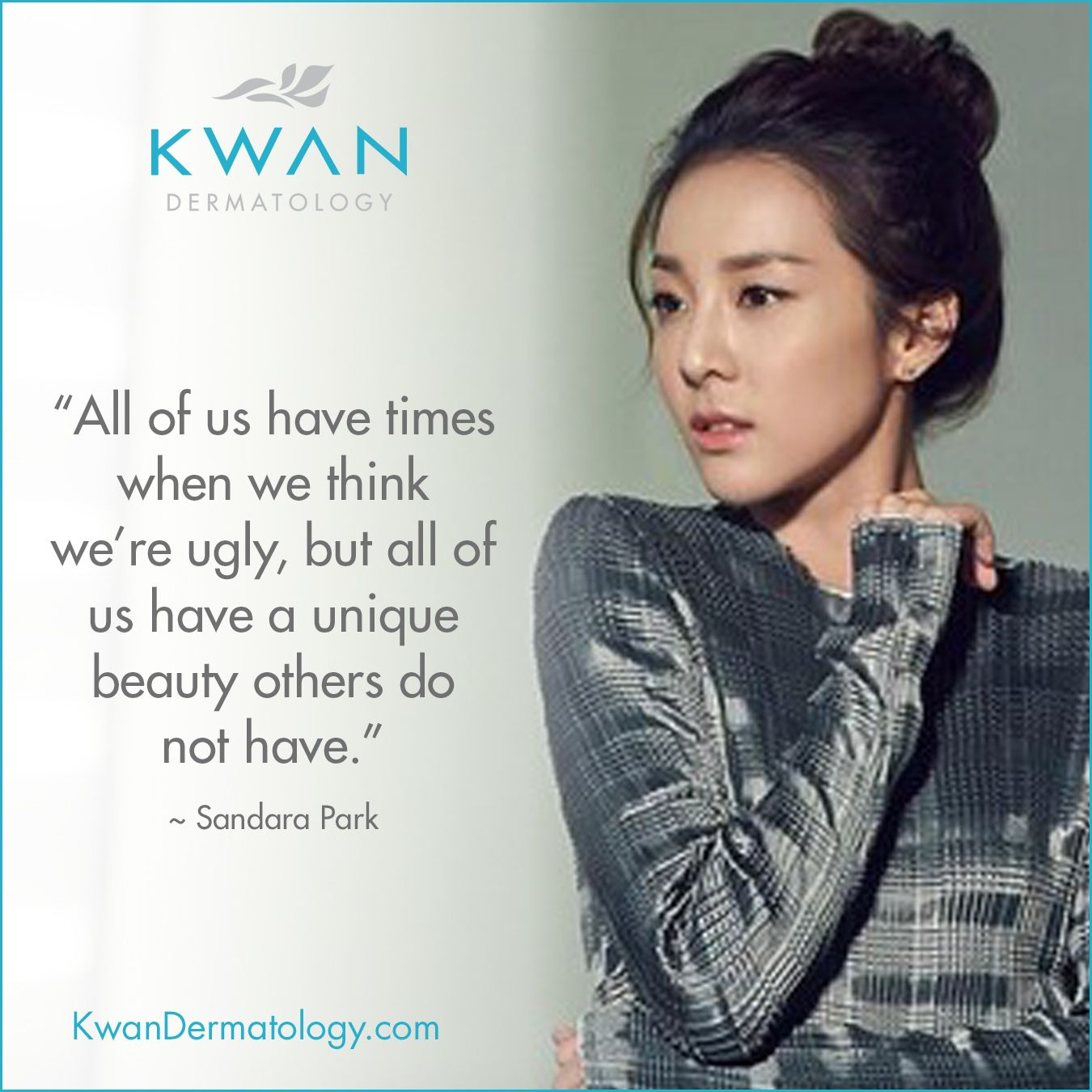 The Kwan Dermatology teams encourages you to embrace your diversity