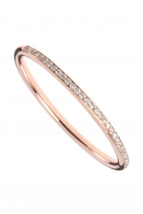 Diamantring rosegold  Ring Diamanten Roségold | Newone | Pinterest | Diamantring ...