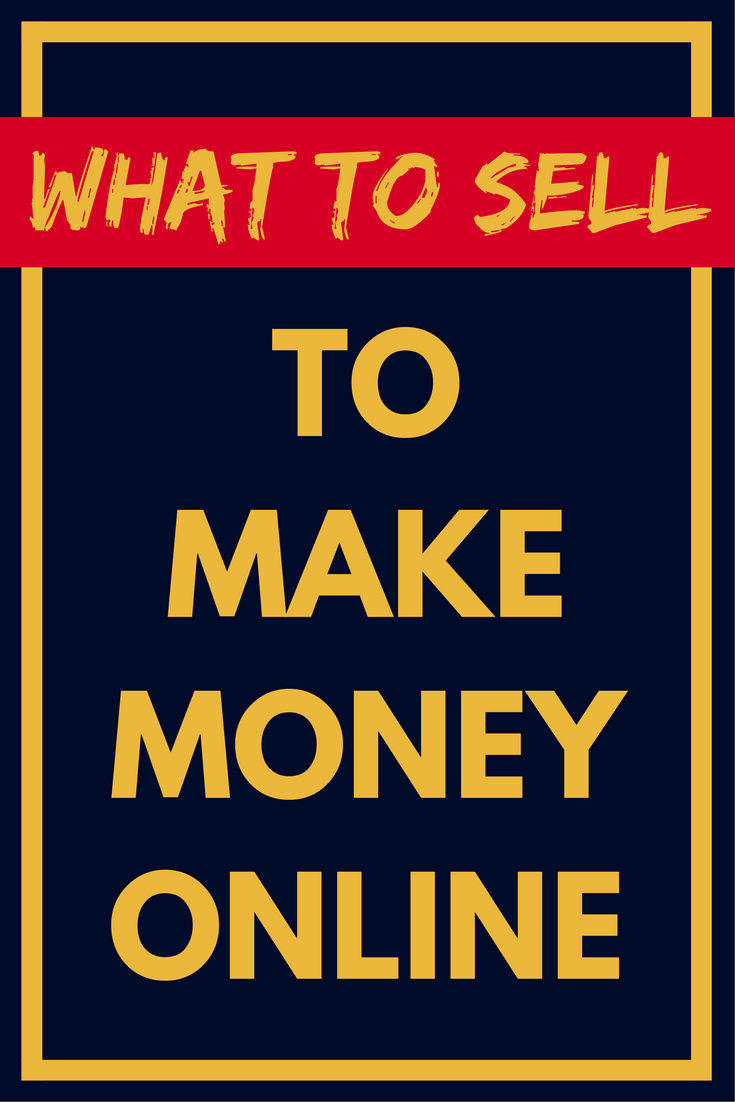 What to sell to make money online tutorials free video tutorial teaching you how to make money online you will learn not baditri Choice Image