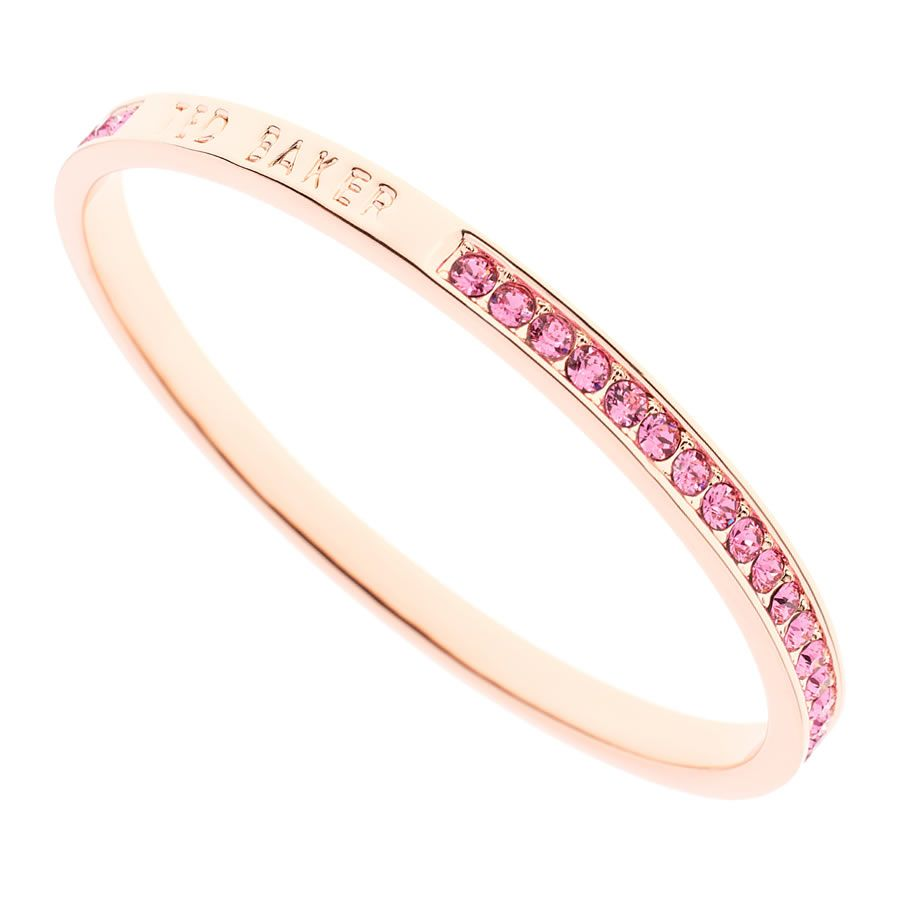 0d3b3fbe8d470 Ted Baker Clem Rose Band Bangle | Ted Baker | Ted baker accessories ...