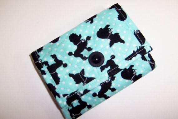 Poodle Chihuahua  Ladies Fabric Handmade by darlingsdesigns, $15.00