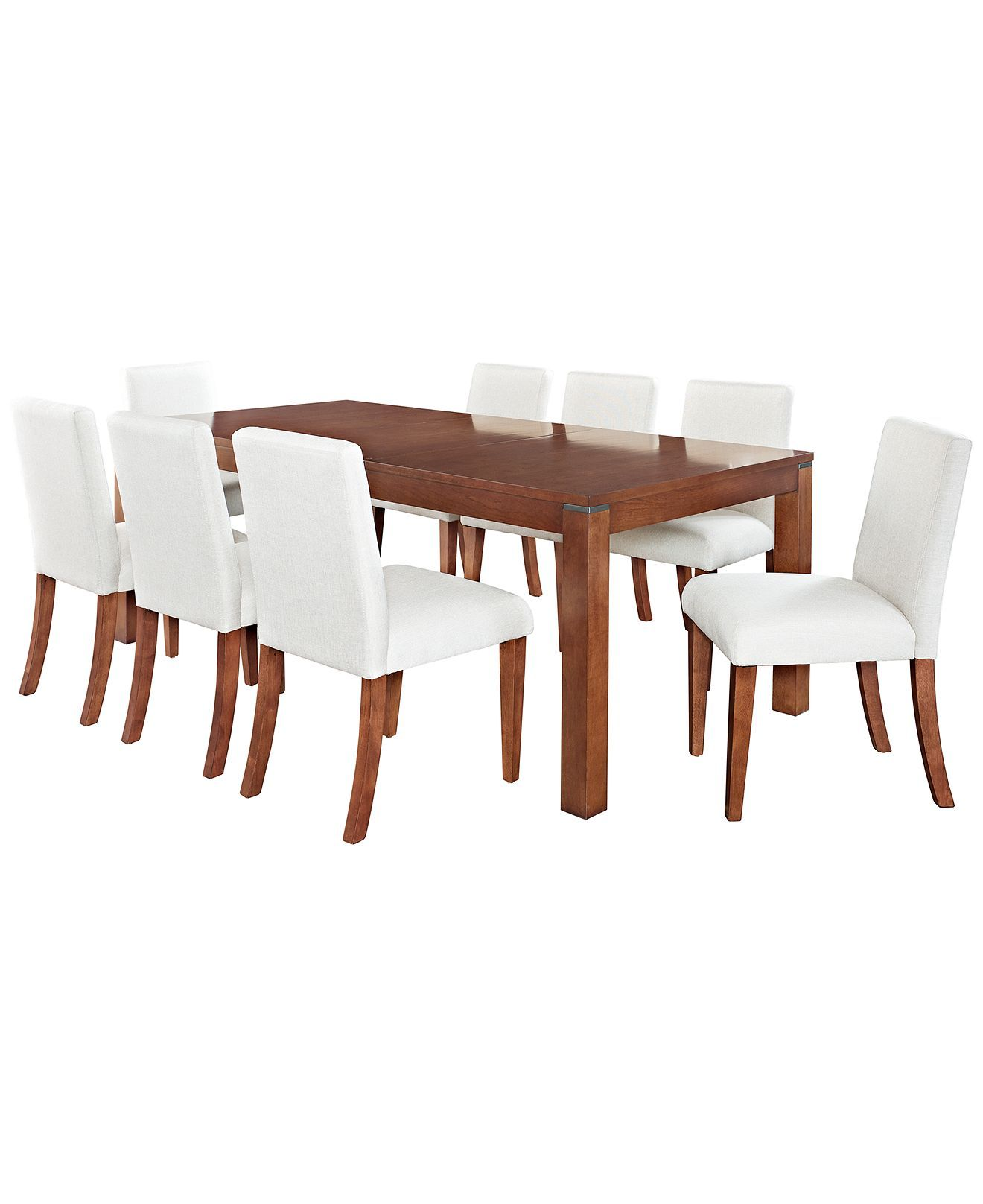 Sonoma Dining Room Furniture 9 Piece Set Table And 8 Side Chairs