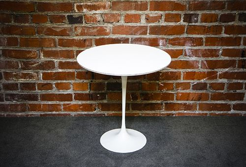 Saarinen Tulip Side Table Inquire to info@bendmodern.com