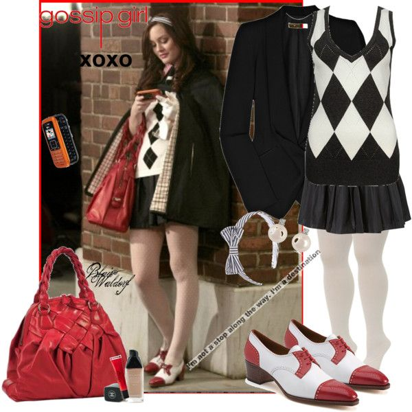 dfba09899b3a Dress like Blair Waldorf