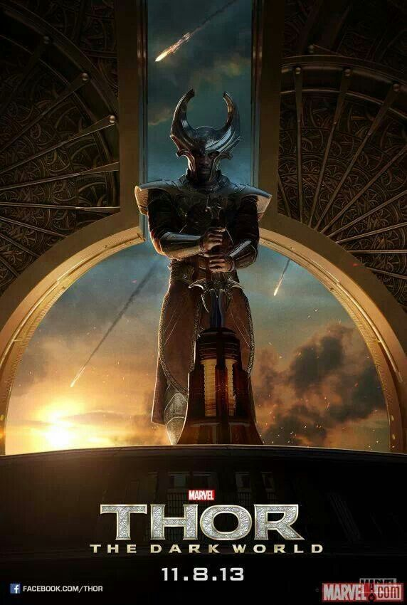 Thor - The Dark World - Heimdall -  Idris Elba