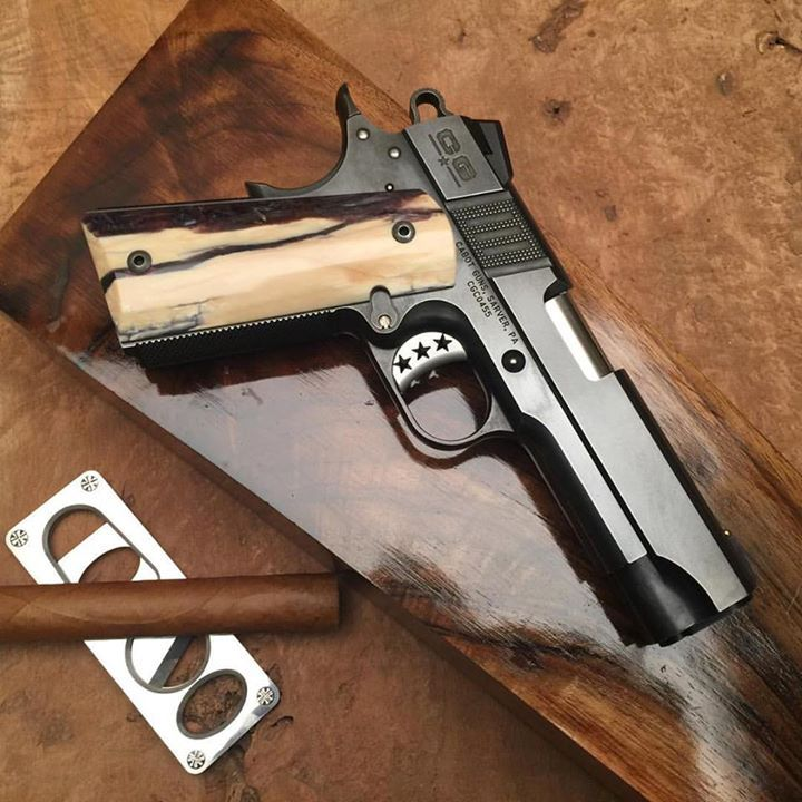 It's debatable where exactly a gun like this falls on Maslow's hierarchy of needs.  Our Vintage Classic EDC with a few enhancements. Definitely more than just safety. #tactical #survival #military#offthegrid