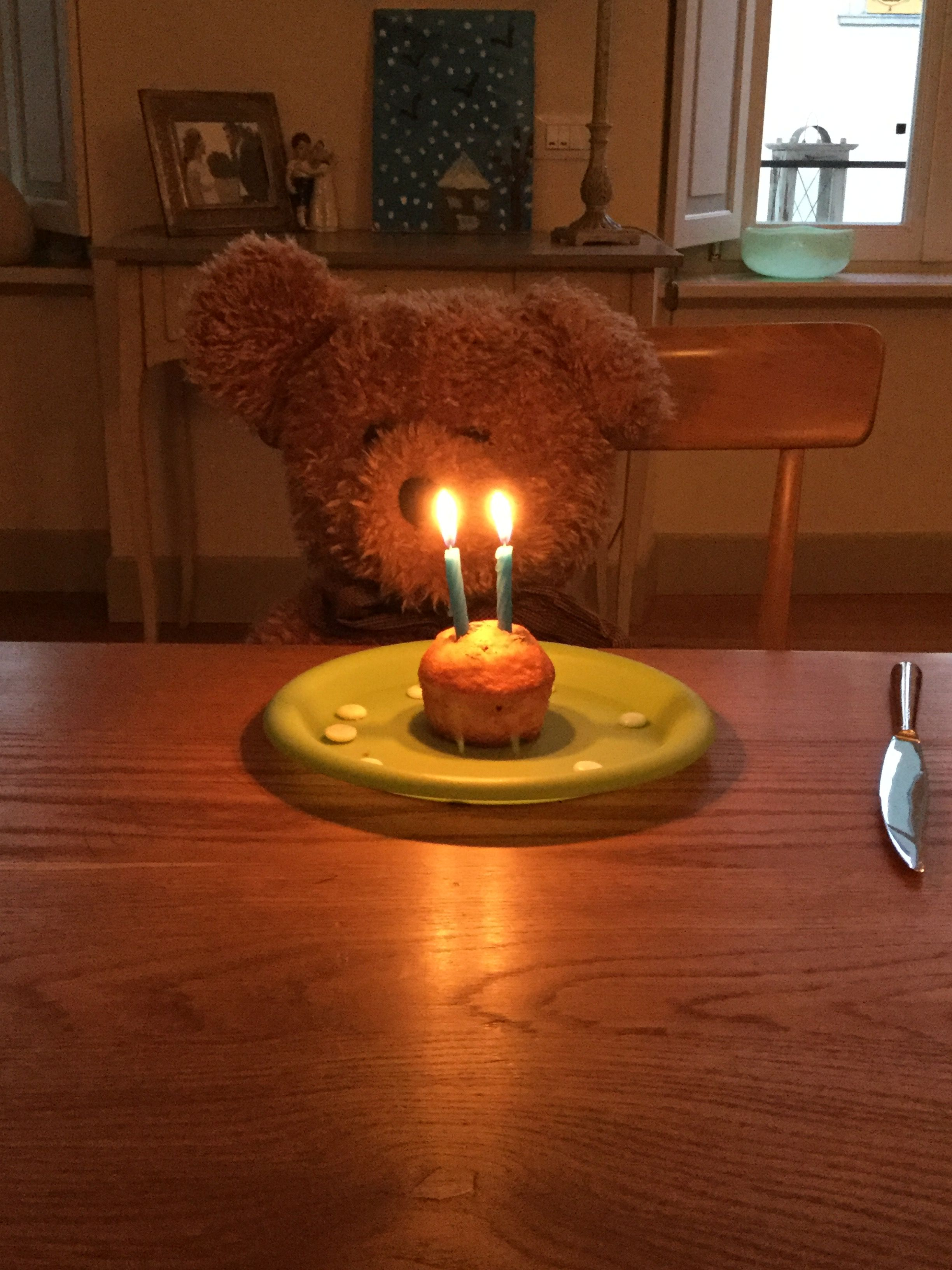 Compleanno teddy