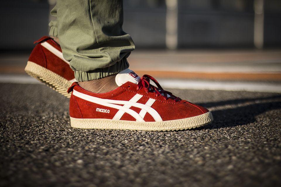asics onitsuka tiger mexico delegation sneaker