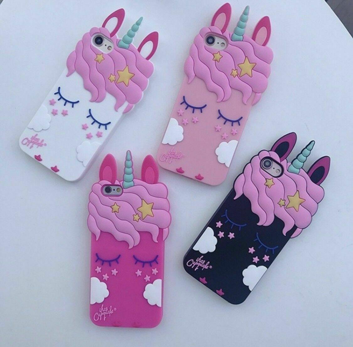 cover iphone 6 s unicorno