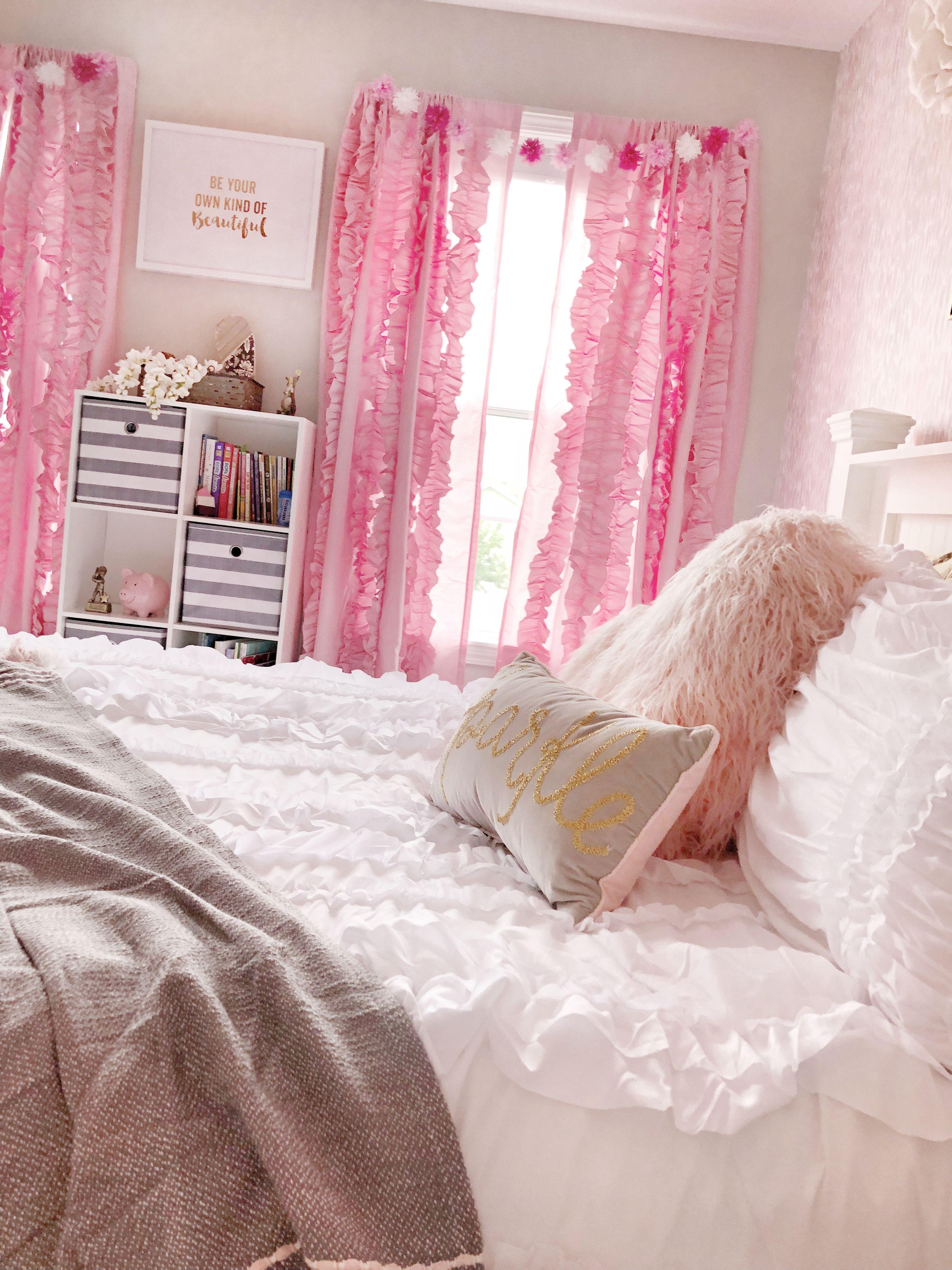 Tween Chic Bedroom Makeover With Images Bedroom Makeover Chic Bedroom Comforter Sets