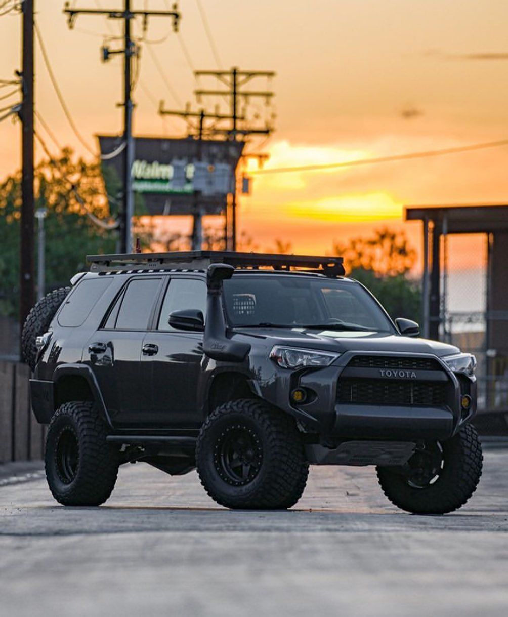 Toyota 4Runner offroad & overland adventure build in 2020
