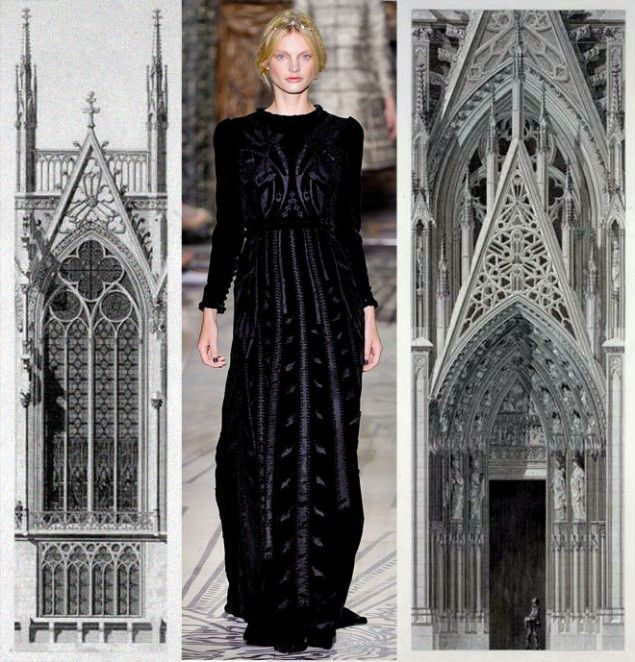 Fashion Inspired By Architecture S K P Google Fashion