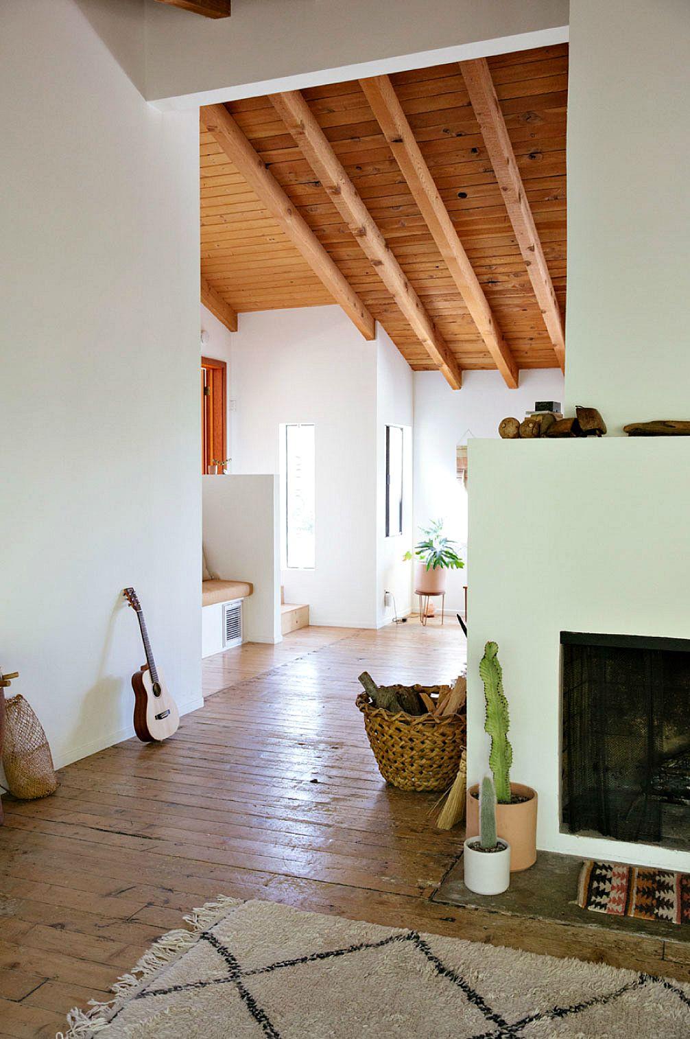 Malia Bianchi-Mau\'s Artistic Topanga Home + Relaxed Hawaiian Space ...