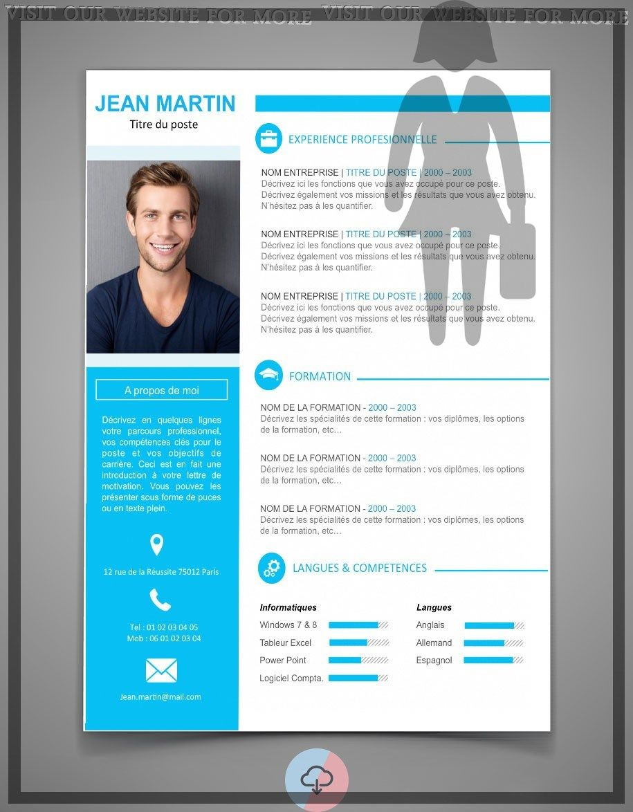 37 Super Resume Design Template Modern