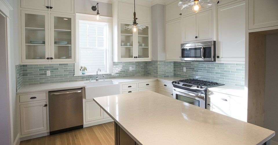 Beautiful Kitchen In A Hough Neighborhood Home In Vancouver Wa By Jack And Dana Harroun Beautiful Kitchens Kitchen Kitchen Cabinets