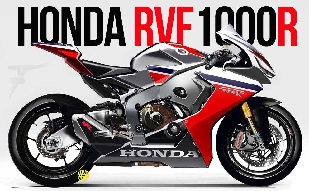 Honda Rvf1000r 2019 A Resposta Japonesa A Panigale V4 Honda Motosport Bike Life