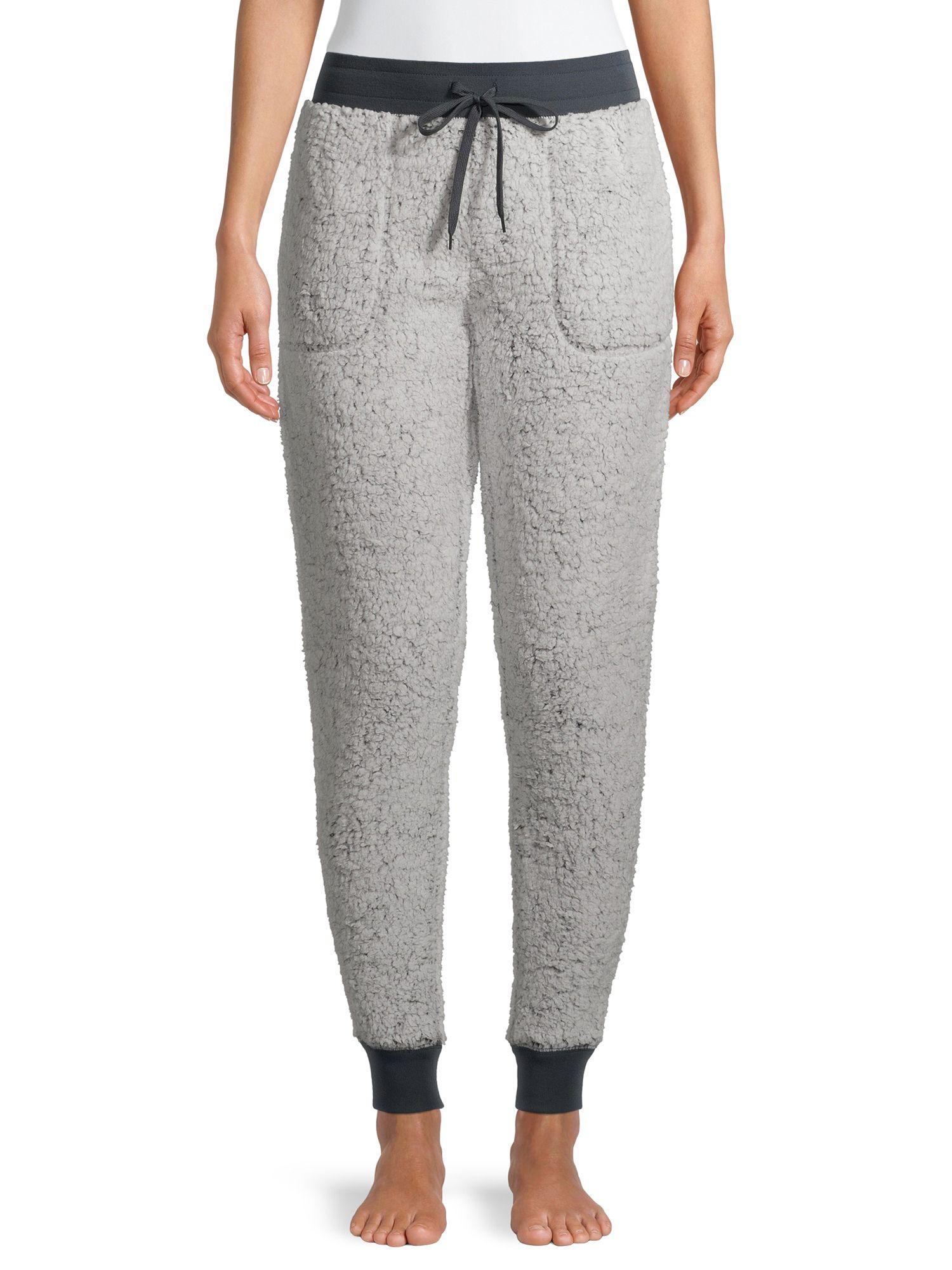 Secret Treasures Secret Treasures Women S And Women S Plus Sherpa Ankle Pants Walmart Com In 2021 Ankle Pants Pants For Women Soft Pajama Pants [ 2000 x 1500 Pixel ]