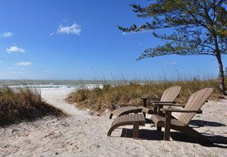 July Beachfront Vacation Rentals Treasure Island Beach Beach Sunset