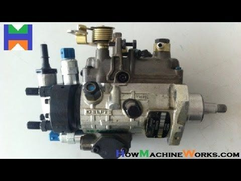 How fuel injection pump works  ✓ | Eldsneytisdælur | Fuel