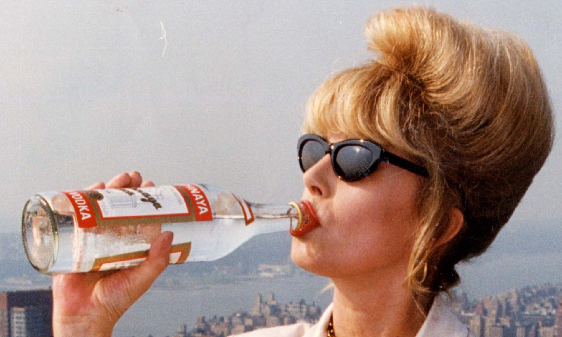 Joanna Lumley Will Wear A Wig To Play Patsy Stone In Ab Fab