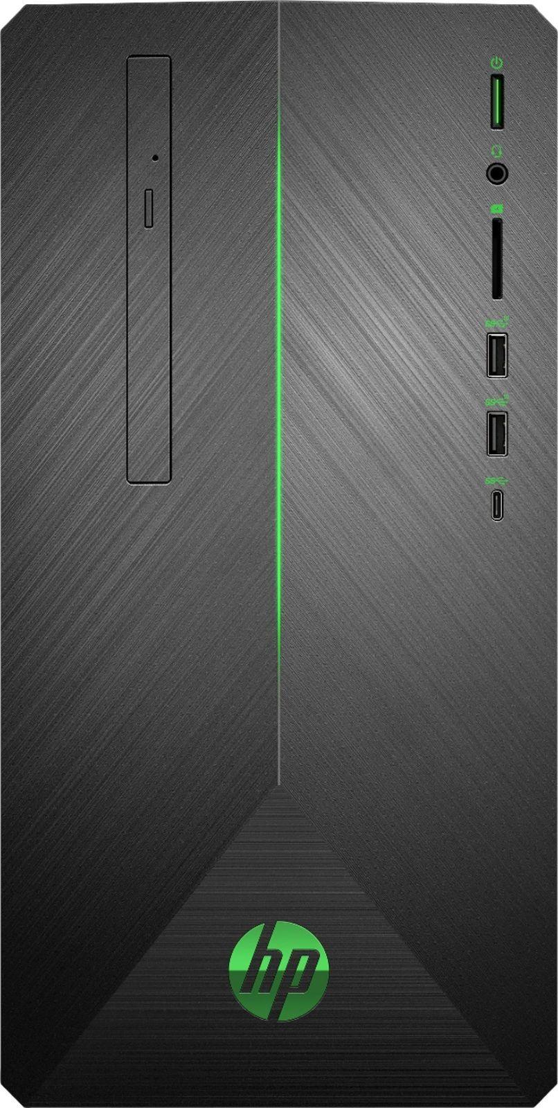 HP Pavilion Desktop Ryzen 5 2400G 8GB DDR4 1TB HDD 128GB