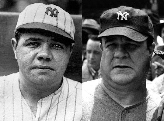 Babe Ruth, John Goodman The Babe  Hollywood Meets -2023