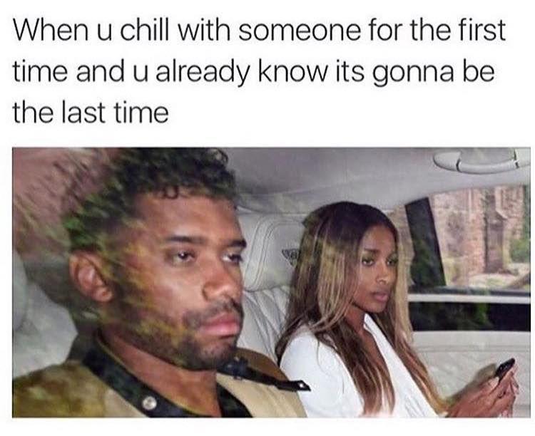 flirting meme chilling people