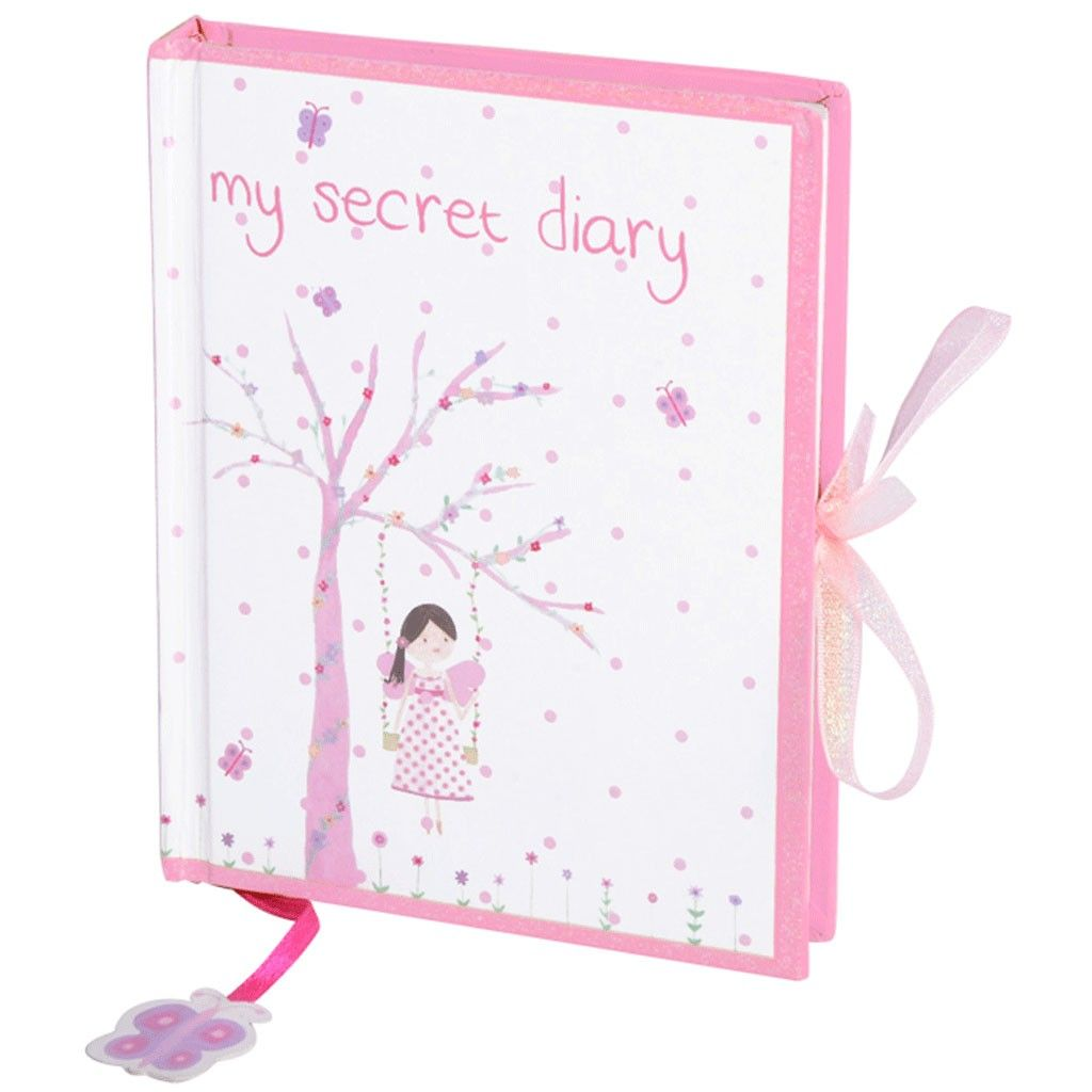 A lovely Fairy Blossom Secret Diary for 7 year old girls