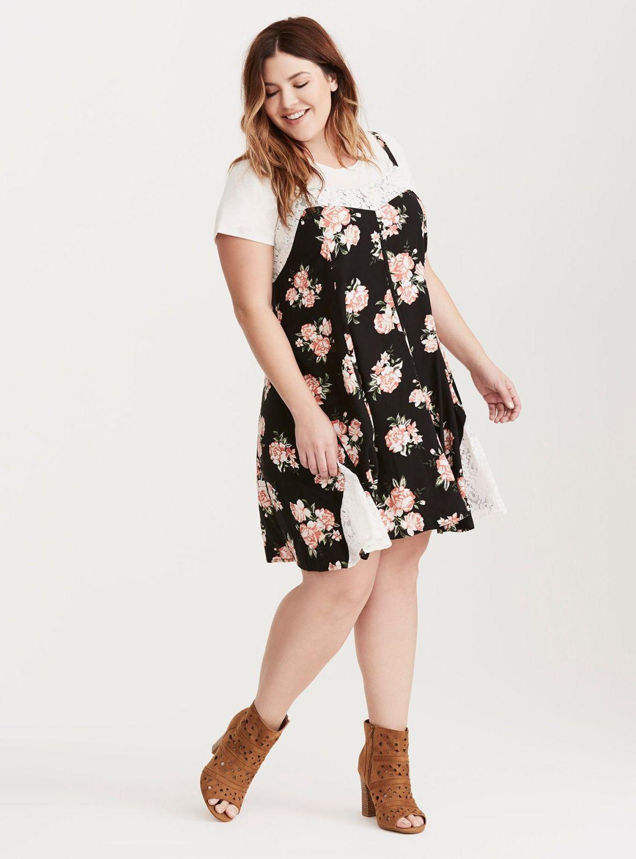 Spring Fling Dresses Torrid Plus Size Thesecurves Torrid