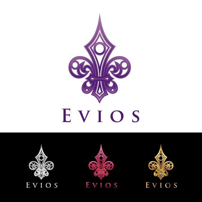 Create a logo design for Evios Spirits Reds,Pinks,Greens Food & Drink by Simon Ra eram