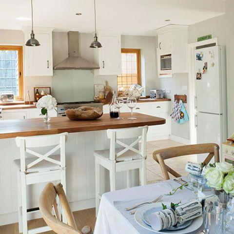 Cocina muy peque a decoracion buscar con google for Decoracion de cocinas muy pequenas