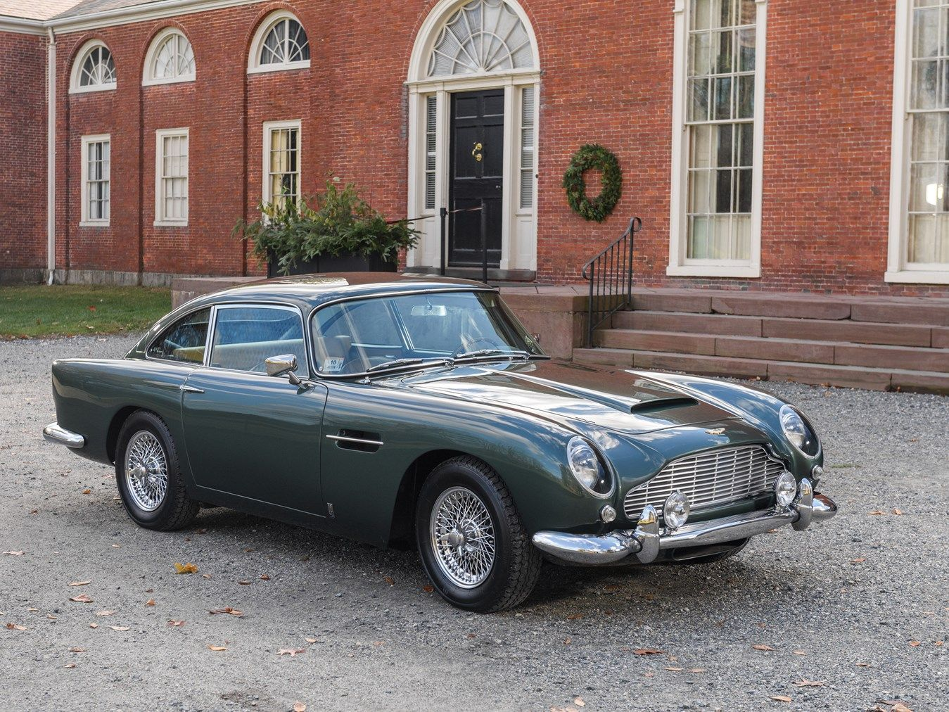 1965 Aston Martin DB5 Chassis No.DB5/1990/L Engine No.400/1099 ...