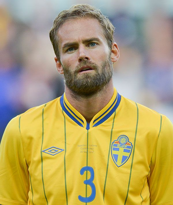 Olof Mellberg Blond Beard Mustache Hair With Images Blonde