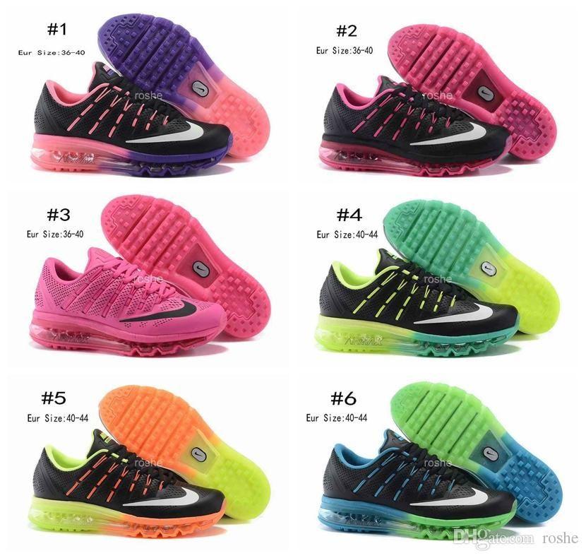 nike air max 2016 colors