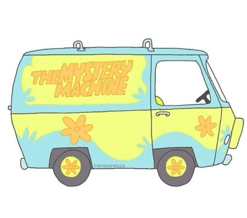 The Mystery Machine Tumblr Transparents Overlays Cute Stickers