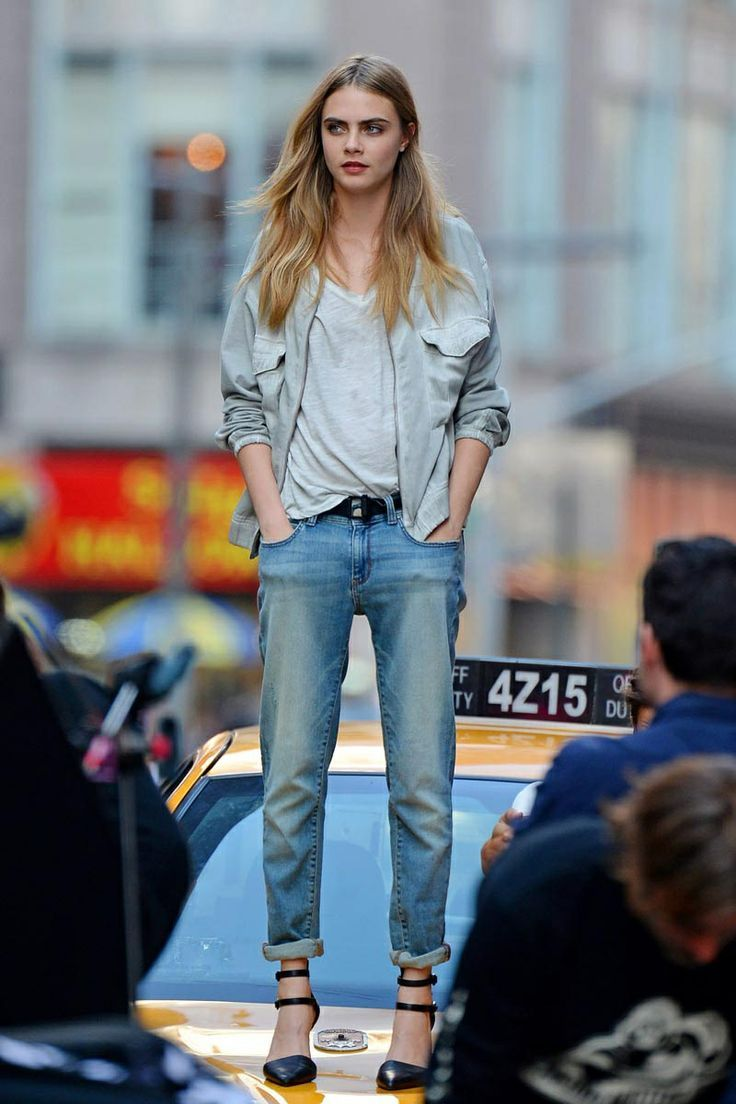 Cara Delevingne Street Style - My Real Style   Cara
