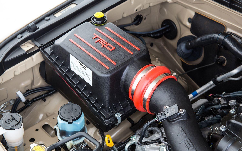 2014 Toyota FJ Cruiser Engine Fj cruiser, Toyota fj