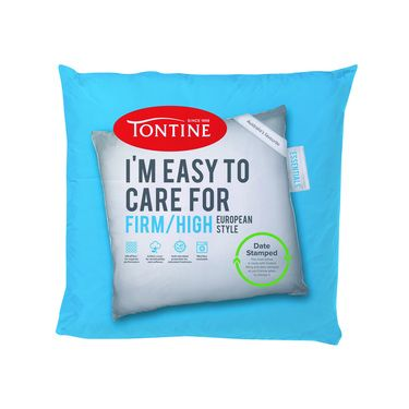 Tontine I M Easy To Care For European Pillow Spotlight Australia European Pillows Pillows European