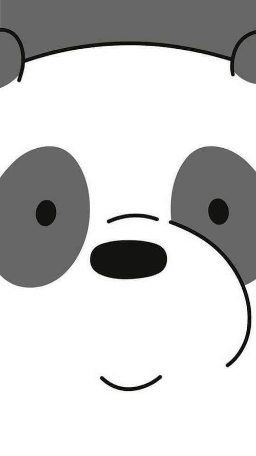 Panda; we are bears discovered by 𝕮𝖆𝖒𝖎𝖑𝖆 on We Heart It